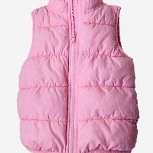 Gymboree Girl's Puffer Vest